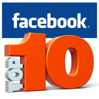 top 10 Facebook apps for webmasters
