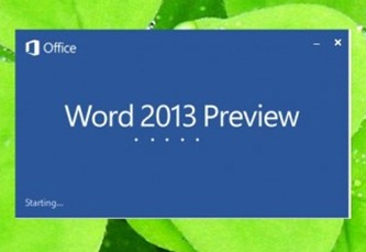 word 2013 added features
