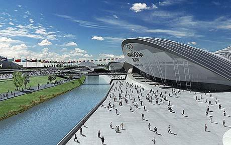 Olympics park