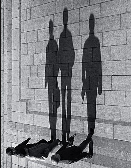Your Shadow reflects you!