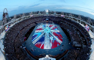 london olympics closing ceremony 2012