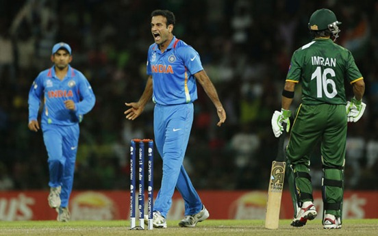 india and Pakistan in ICC 2012