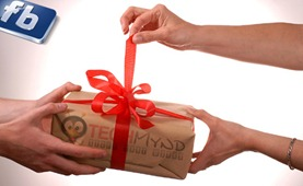 send gifts on facebook