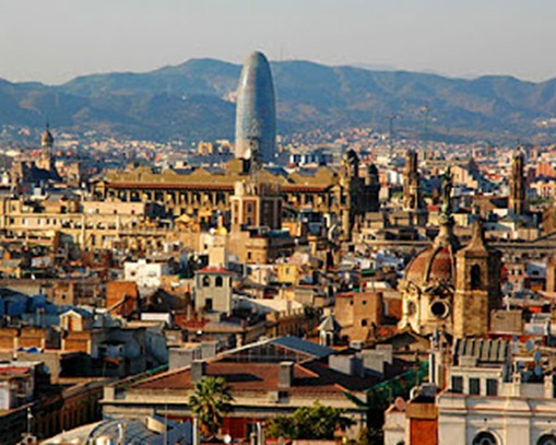 Barcelona second largest city in Spain