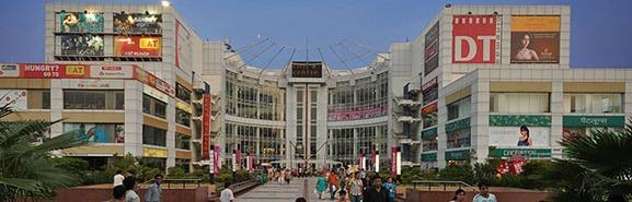 DLF city center