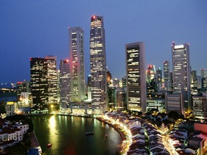 singapore richest people 2012