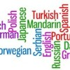 Top 10 Spoken Languages in the World in 2012