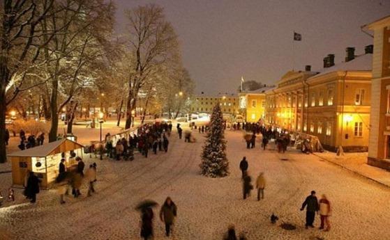 finland christmas 2