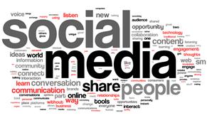 social media updates in 2012