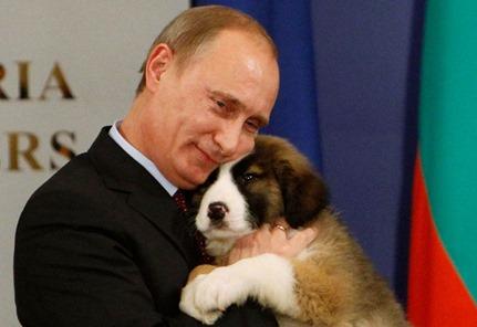 Vladmiri Putin