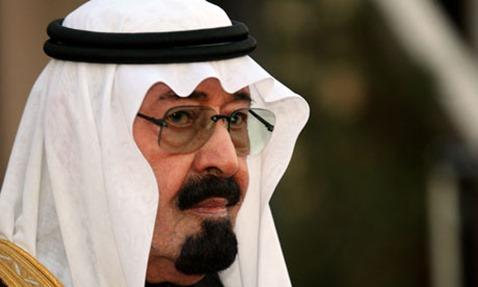 King Abdullah bin Abdulaziz of Saudi Arabia