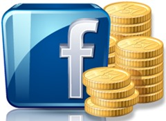 facebook and money