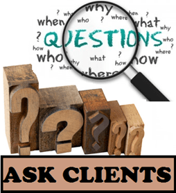 questions freelancer should ask his client