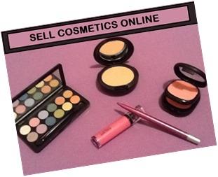 selling cosmtics online