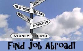 Get a Job Overseas