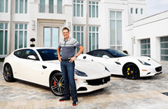 Ian Poulter drives FF and California