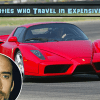 15 Popular Celebrities Who Love Travelling in Expensive Cars
