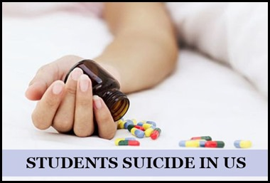 Why do Students in US commit Suicide