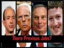10 Interesting First Jobs Billionaires of the World Did