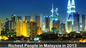 Richest people in Malaysia