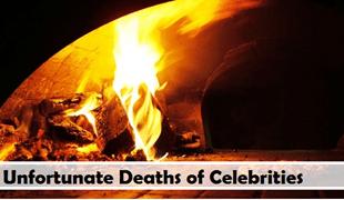 Unfortunate deaths of Celebrities