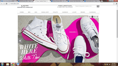 DSW website to buy foot wear on