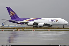 Thai Airways most comfortable airline