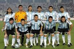Argentina football team that may win FIFA