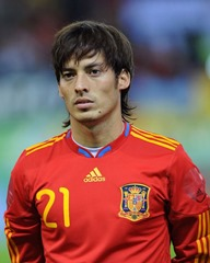 David Silva richest FIFA star