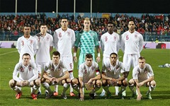 England football team that may win FIFA