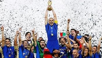 Italy FIFA winner
