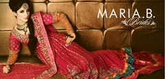 Maria B wedding brand in Pakistan