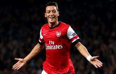 Mesut Ozil richest FIFA star
