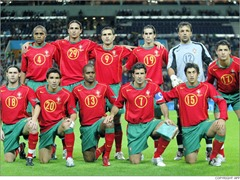 Portugal football team that may win FIFA