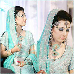 Sabs popular salon for brides in Pakistan