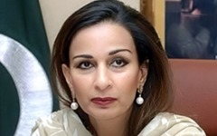 Sherry Rehman top Pakistani journalist