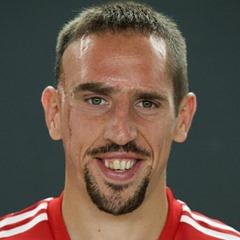 franck ribery richest FIFA star
