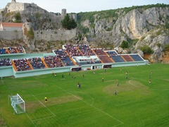 Gospin Dolac (Croatia) amazing football stadium