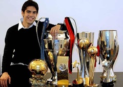 Individual Awards facts about Kaka