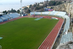 Kantrida Stadium (Croatia) amazing football stadium