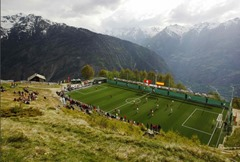 Ottmar Hitzfeld Stadium (Switzerland) amazing football stadium