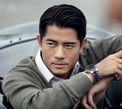 Aaron Kwok Richest Singer of China