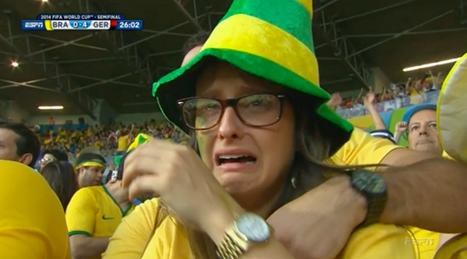 BRAZIL LOSES FIFA 2014