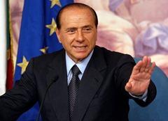 Silvio Berlusconi Net Worth of Top Ten Most Popular Politicians