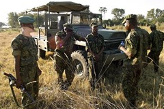 Botswana Worst Trained Armies in the World