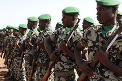 Chad Worst Trained Armies in the World