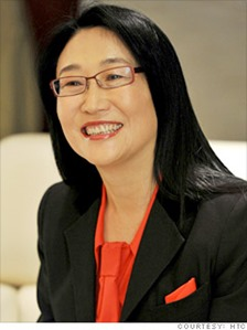 Cher Wang Richest Female Entrepreneurs In 2014