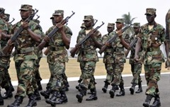 Liberia Worst Trained Armies in the World