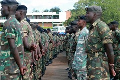 Malawi Worst Trained Armies in the World