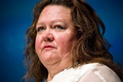 Gina-Rinehart Richest Widows of the World in 2014